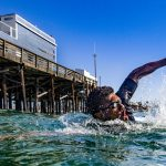 Black Kids Swim Jamal Hill