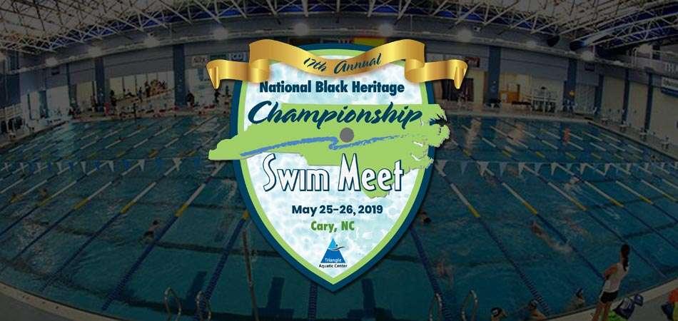 National Black Heritage Swim Meet 2018
