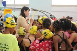 Black History Invitational Swim Meet