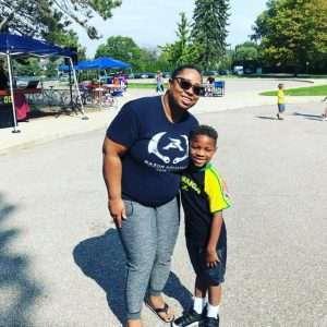 Black Kids Swim Amber Tinsley