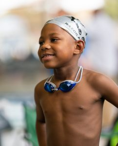 Black Kids Swim Aaron Tinsley-Bradford