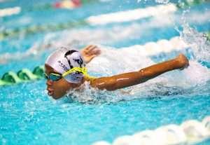Black Kids Swim: Aaron Tinsley-Bradford from Razor Aquatics