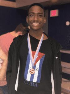 Black Kids Swim Reuben Williams