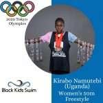 Kirabo Namutebi - Women's 50m Freestyle - 2020 Tokyo Olympics