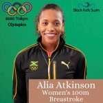 Alia Atkinson - Women's 100m Breaststroke - 2020 Tokyo Olympics