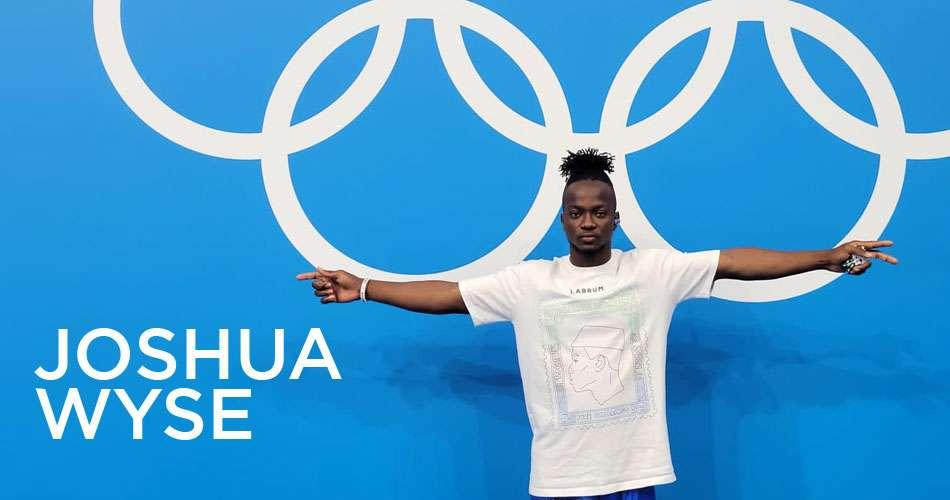 Josua Wyse - Sierra Leone - 2020 Tokyo Olympics